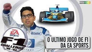 F1 Challenge 99-02, o ultimo jogo de Formula 1 da EA Sports | Flagamer S09E01