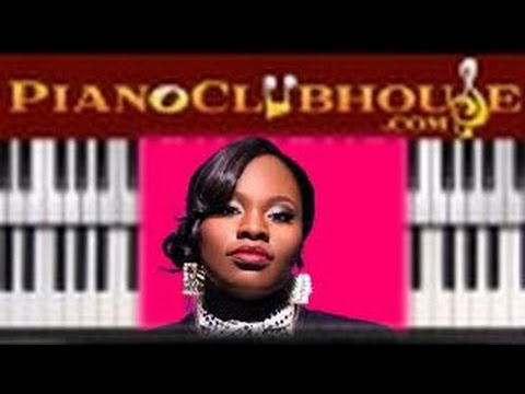 For Your Glory Tasha Cobbs Gospel Piano Tutorial Lesson Youtube