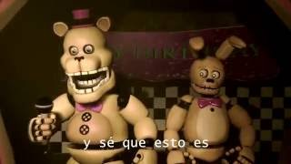 I Got No Time En Español [FNAF4] Animación (SFM)