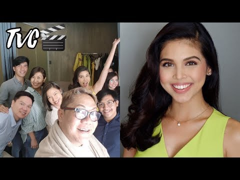 Maine Mendoza NEW TV Commercial (Shooting)