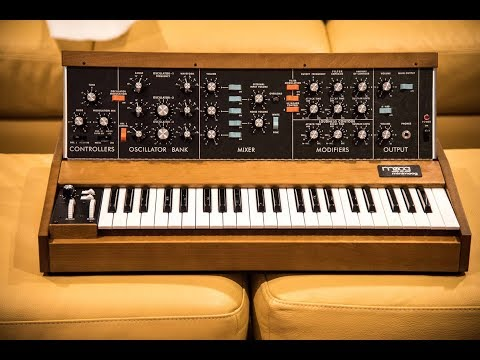The Moog session - The synth that shaped musical history