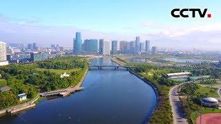 《70年70城》记住义乌!在这里,一天发运1200万件包裹 | CCTV