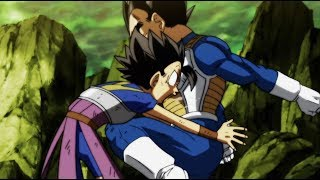 Vegeta and Cabba! Dragon Ball Super Episode 112 Preview