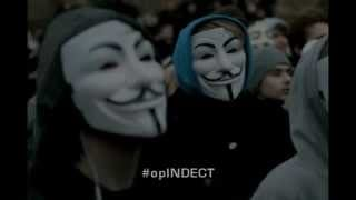 Anonymous - #opINDECT News [english]