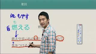 Study Japanese  【N4單字】燃える