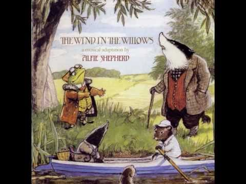Floating On A Dream (excerpt from The Wind in the Willows ...