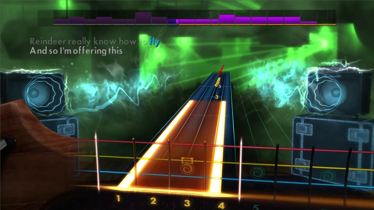 Alan Jackson-The Christmas Song (RS2K14 Playthrough) Bass - YouTube