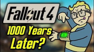 What Happens After 1000 Years in Fallout 4
