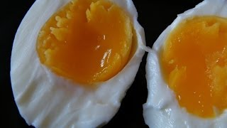How Cook Perfect Soft Boiled Egg