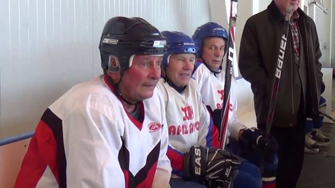 Любительский хоккей в Ардатове.