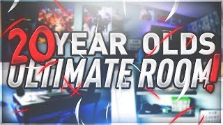 20 YEAR OLDS ULTIMATE ROOM I SET UP TOUR !