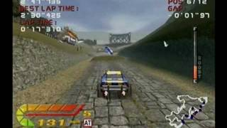 Dreamcast Games: 4 Wheel Thunder
