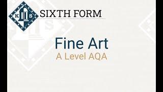A Level Art Introduction