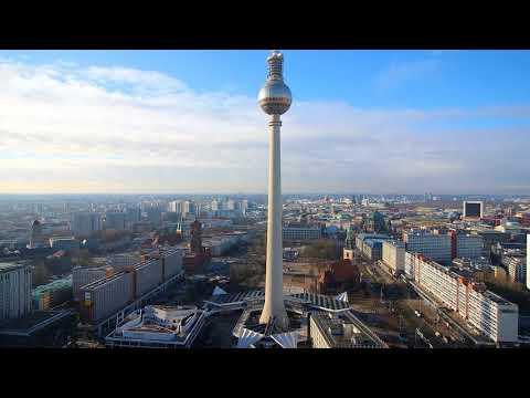 Berlin, Web-Cam. Веб камера Германия, Берлин, Александерплац.