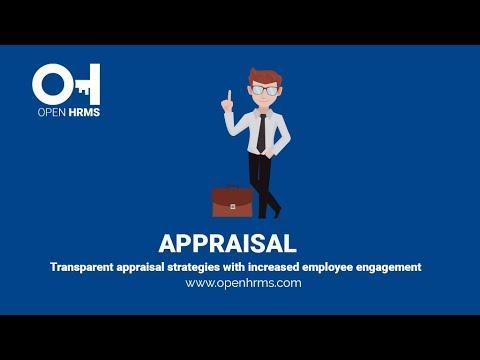 Performance Appraisal | Open HRMS