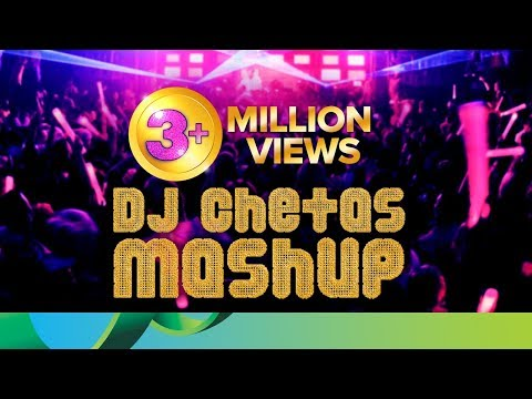 DJ Chetas | Bollywood Songs | 2016 Non Stop Party Mashup's