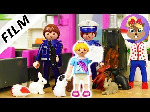 Playmobil video Nederlands | De ZAAK ERIK VON RIJKSBERGEN | Politie & Dierenbescherming