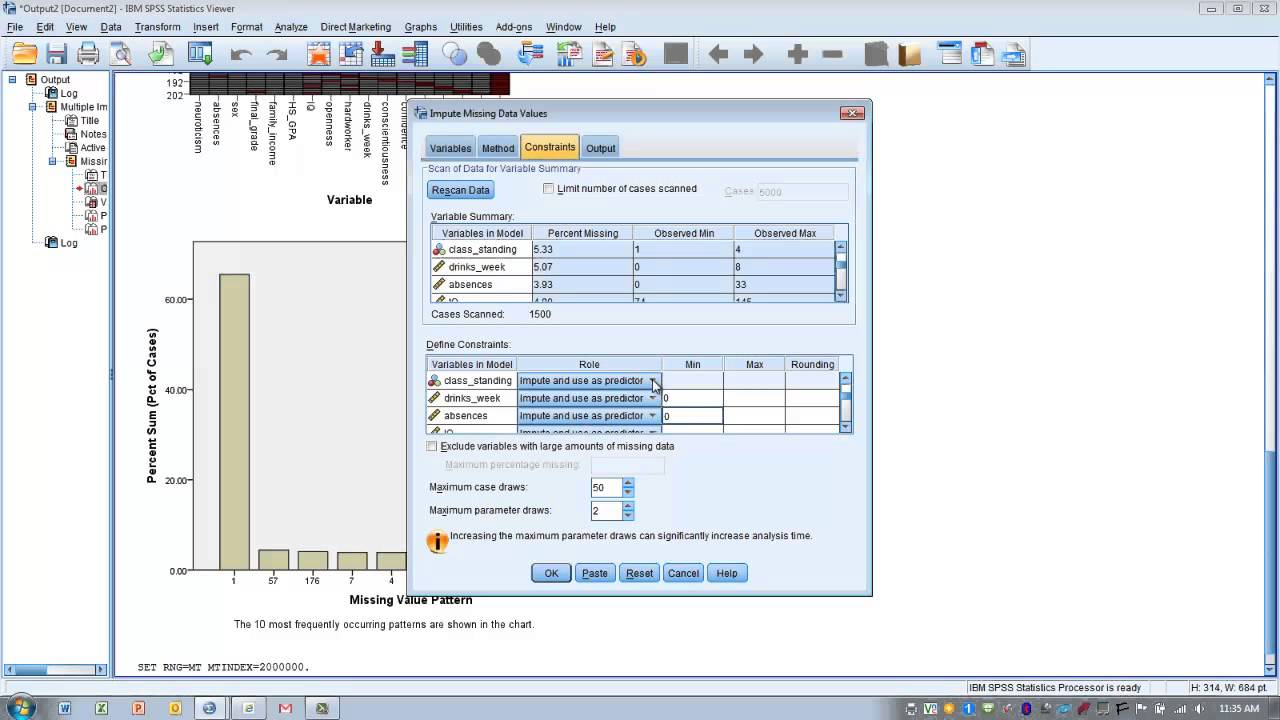 With pdf missing data analysis statistical