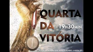 QUARTA DA VITÓRIA -  SANTIFICAÇÃO - Pr. ALTEMAR FRANÇA