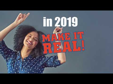 Make it Real in 2019 at Galveston College