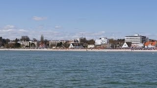 Grömitz, Germany: Strand (Beach), Promenade, Hotels - 4K Video Photo(Video Image 4K Channels: http://www.videoimage4k.com Videobilder Channels: http://www.videobilder.eu Recording date: 04-2015 Notes: Video Photos are ..., 2015-06-01T14:39:06.000Z)