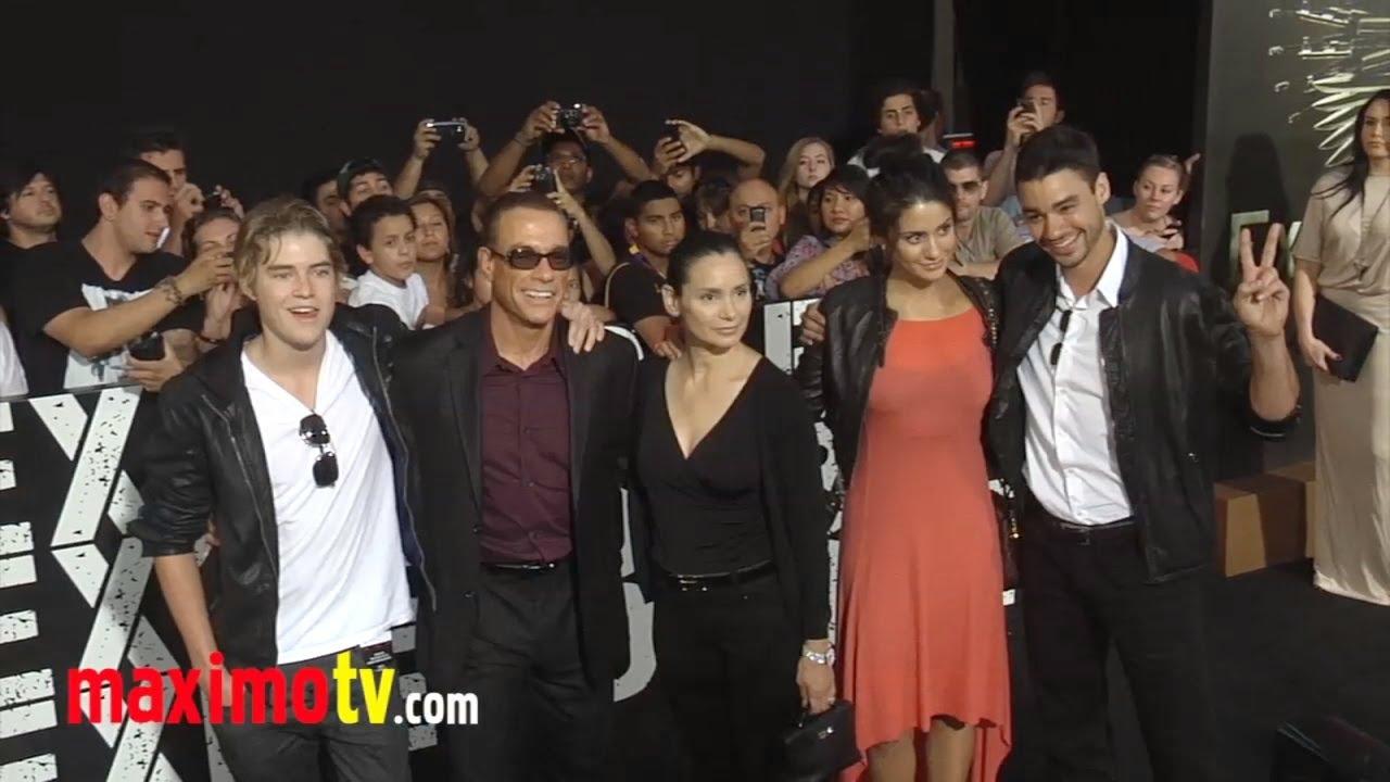 "Download ""The Expendables 2"" LA Premiere Jean-Claude Van Damme, Chuck Norris, Sylvester Stallone"