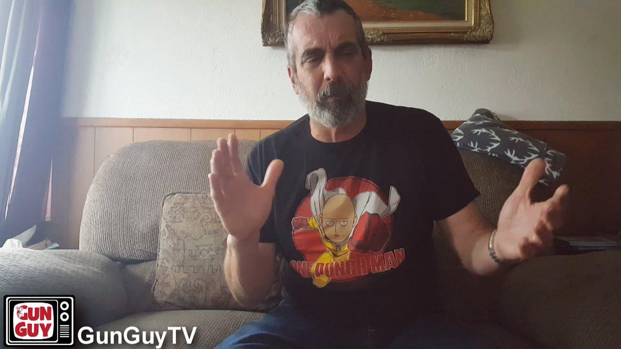 Quick GunGuyTV update