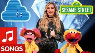 Sesame Street: Ellie Goulding Thank You Clouds Song