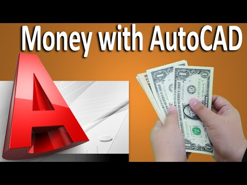 How to Make Money with AutoCad Tips
