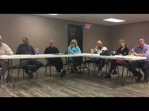 Carlinville Park District Board Meeting 4/4/17 Important and Disturbing (Part 1)