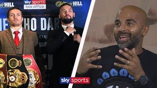 Dave Coldwell explains WHY Tony Bellew will beat Oleksandr Usyk & talks Haye/Chisora | T2T