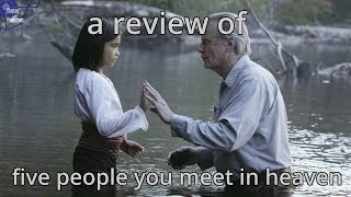 Mitch Albom's Five People You Meet In Heaven Review