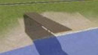 The Sims 2 BV: كيفية بناء الرصيف