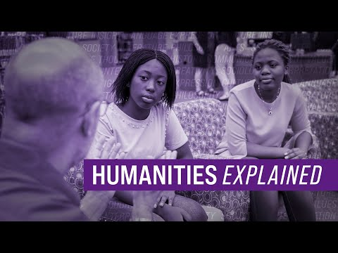 What are the Humanities and Why are they important?