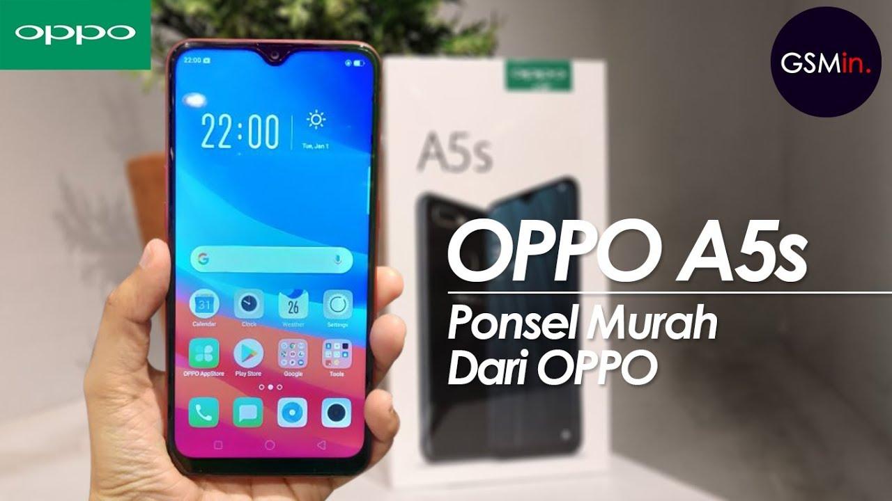 OPPO A5s | Harga Cuman Rp 1,9 Juta!!! - YouTube
