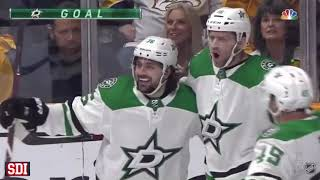 Dallas Stars - Round 1 Goals