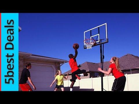 top-5-best-portable-basketball-hoop-reviews-2020