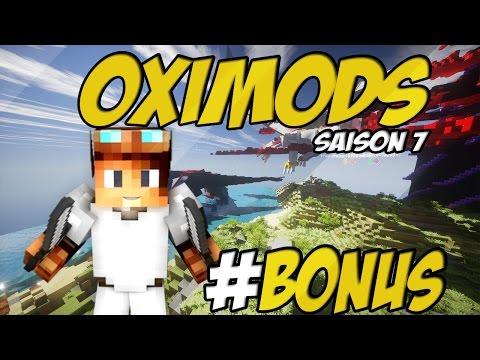 [Minecraft] OxiMods S7 Ep.BONUS - THE QUEEN VS THE KING !!