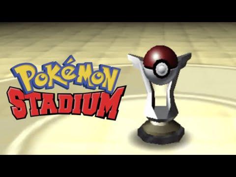 Pokémon Stadium - Prime Cup: Poke Ball