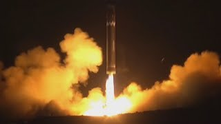"""北 """"중대 시험 성공""""…ICBM 고체연료 진전됐나 / 연합뉴스TV (YonhapnewsTV)"""