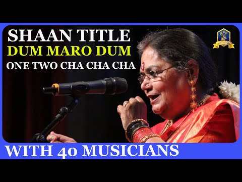 Jewels Of Panchamadan- Usha Uthup Ji Live