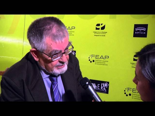 Entrevista con Pablo Población, Psiquiatra y fundador de AEP, ITGP y SEPTG