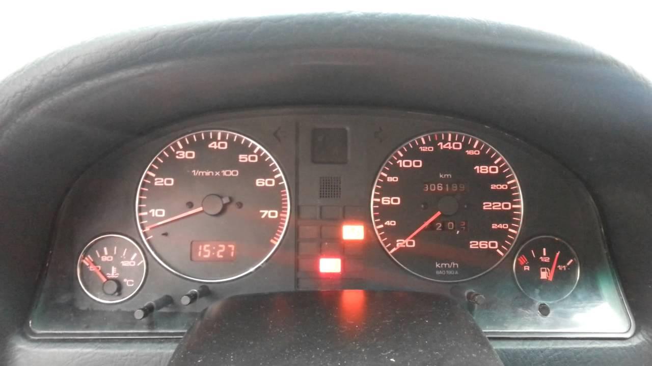 Неисправность лямбды Audi 80 1.8 PM
