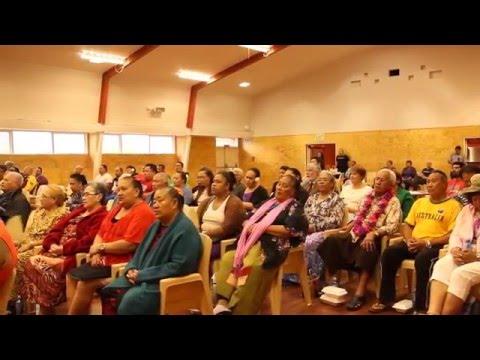 Samoan Fono | Mungavin Hall | Annual Plan 2016/17