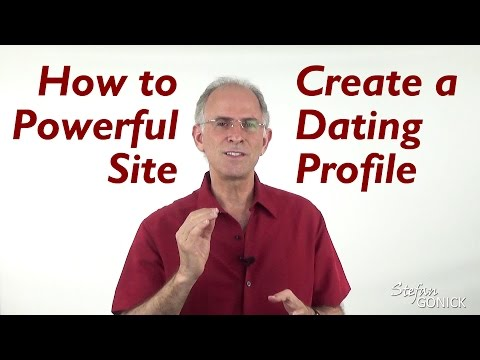 how to write a dating profile for your friend