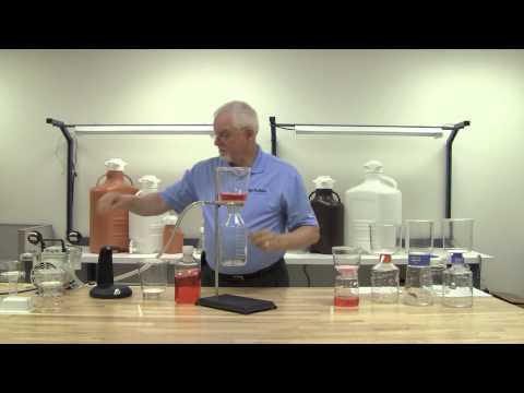 Autofil Bottle-Top Filtration Demo - YouTube