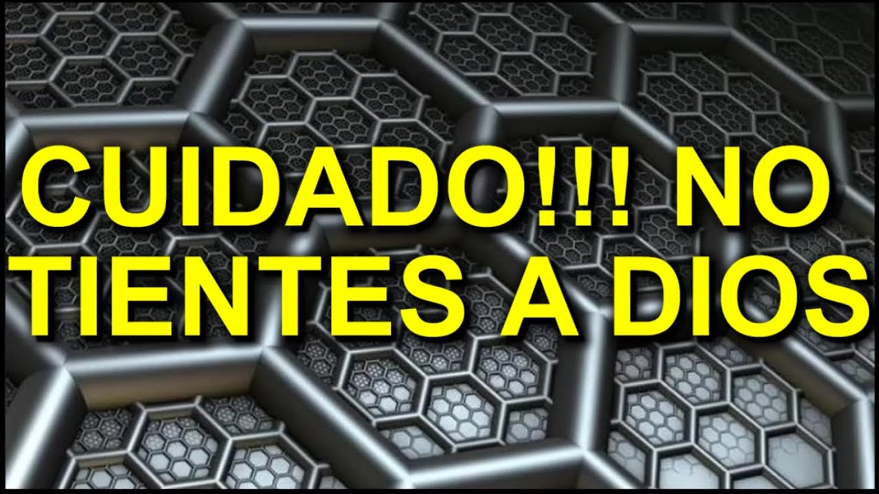 Download ESCUIDADO!!! NO TIENTES A DIOS, PONES EN PELIGRO TU SALVACIÓN