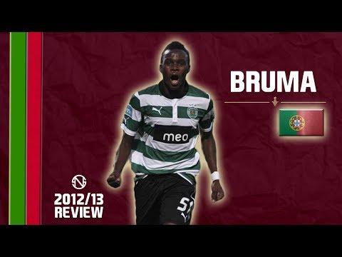 BRUMA | Goals, Skills, Assists | Sporting CP | 2012/2013 (HD)