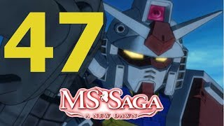 MS Saga; A new Dawn 2.0; Episode 47; God Gundam