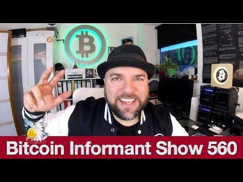 #560 Bitcoin Cash bald anonym, Ethereum Constantinople Update & Russland Öl gedeckte Kryptowährung